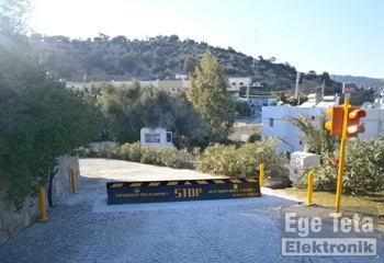 02 Hidrolik Road Blocker  - Bodrum