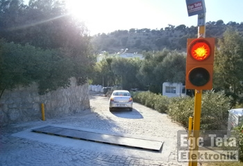03 Hidrolik Road Blocker  - Bodrum