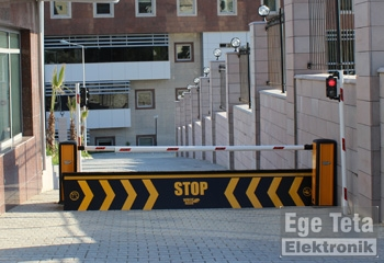 05 Hidrolik Road Blocker  - İzmir