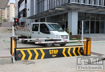 15 Hidrolik Road Blocker  - İzmir