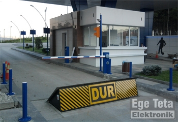 21 Hidrolik Road Blocker  - Ankara